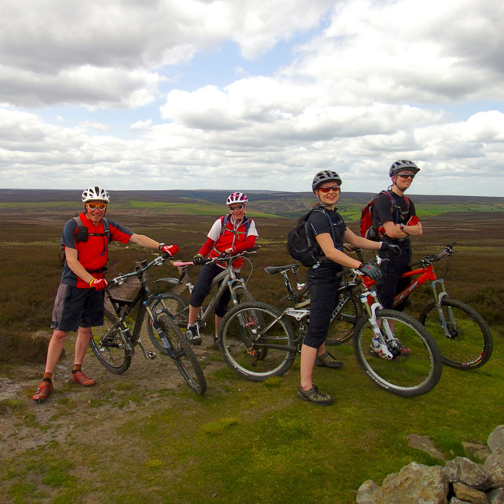 MTB holidays in Yorkshire